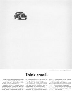 1960-Volkswagen-Beetle-Ad-Think-Small