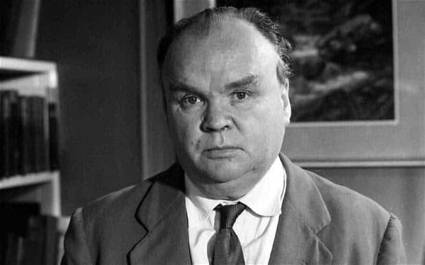 Cyril Connolly British writer and editor